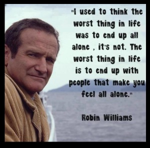 Robin-Williams-feeling alone